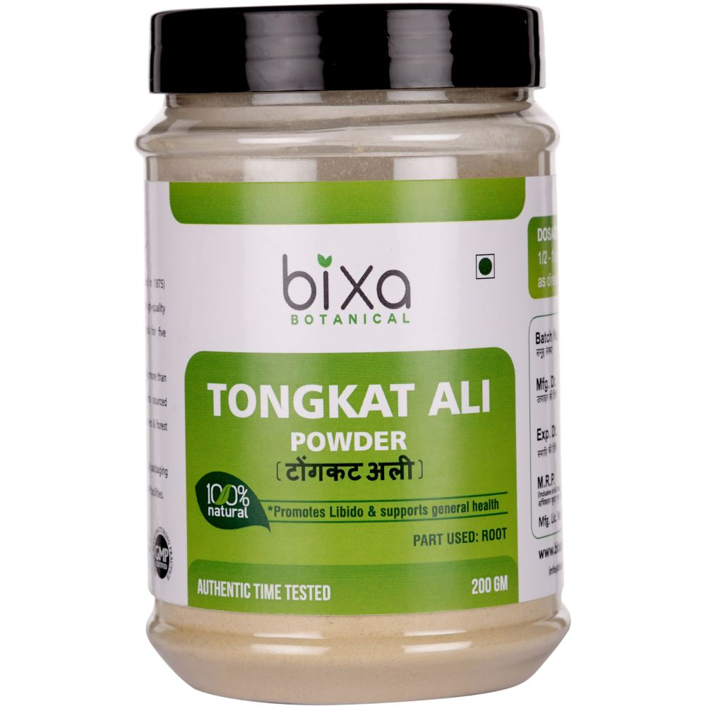 Bixa Botanical Tongkat Ali Root Powder Eurycoma Longifolia (200g)