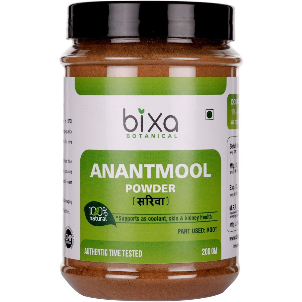 Bixa Botanical Anantmool Powder Hemidesmus Indicus (200g)