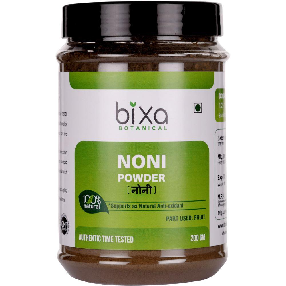 Bixa Botanical Noni Fruit Powder Morinda Tinctoria (200g)