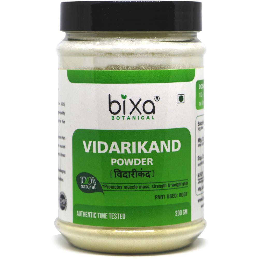 Bixa Botanical Vidarikand Powder Pueraria Tuberosa (200g)