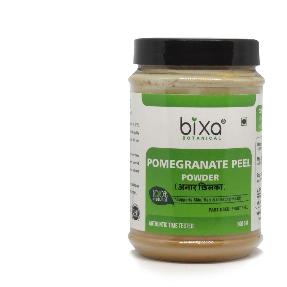 Bixa Botanical Pomegranate Fruit Peel Powder Punica Granatum (200g)