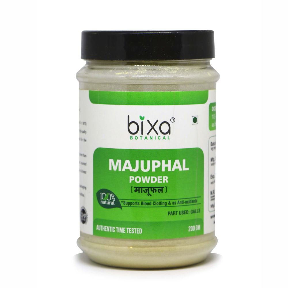 Bixa Botanical Majuphal Powder Quercus Infectoria (200g)