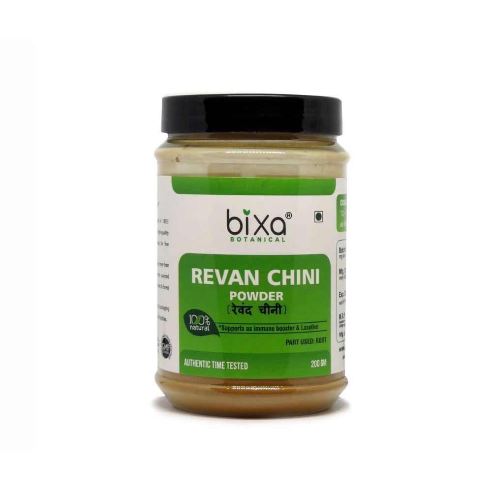 Bixa Botanical Revan Chini Powder Rheum Emodi (200g)