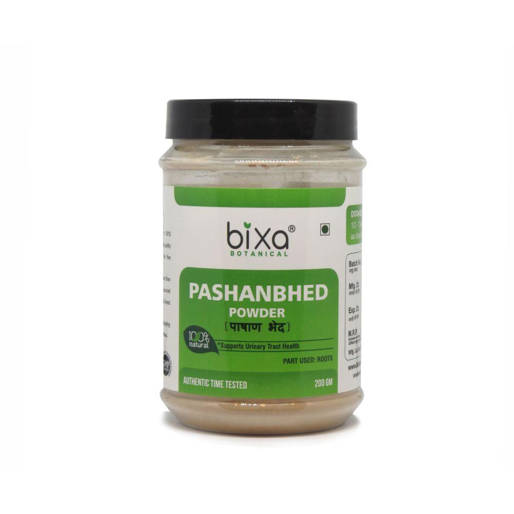 Bixa Botanical Pashanbhed Root Powder Saxifraga Ligulata (200g)