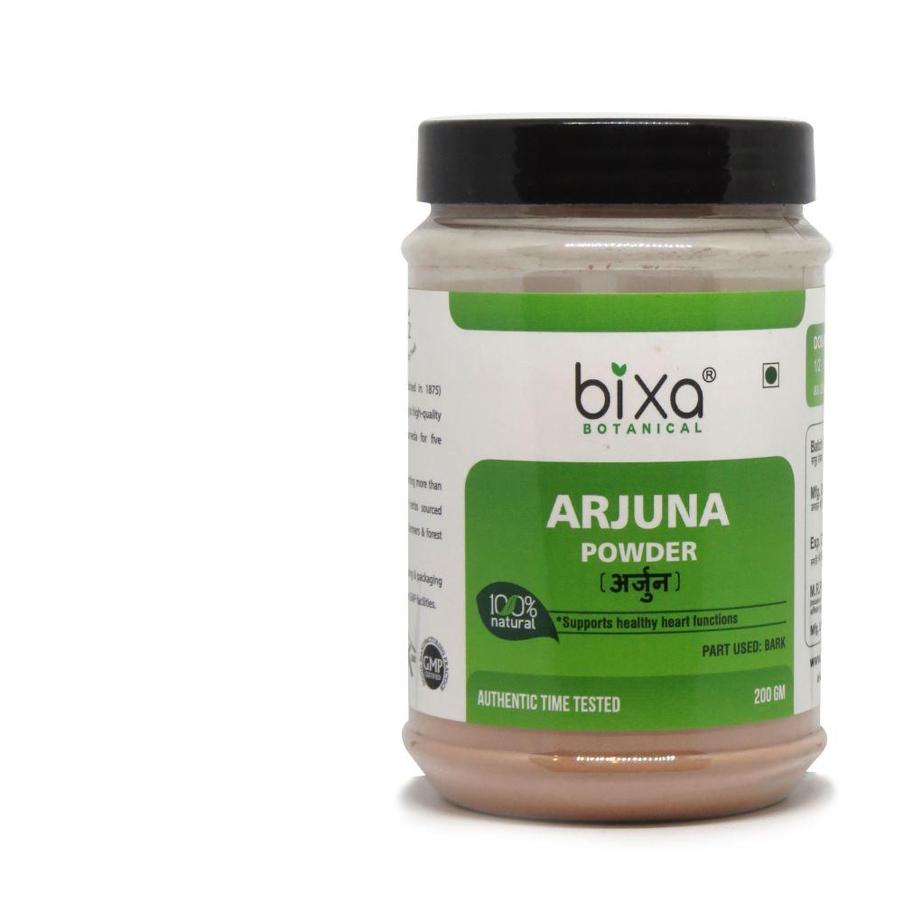 Bixa Botanical Arjuna Bark Powder Terminalia Arjuna (200g)