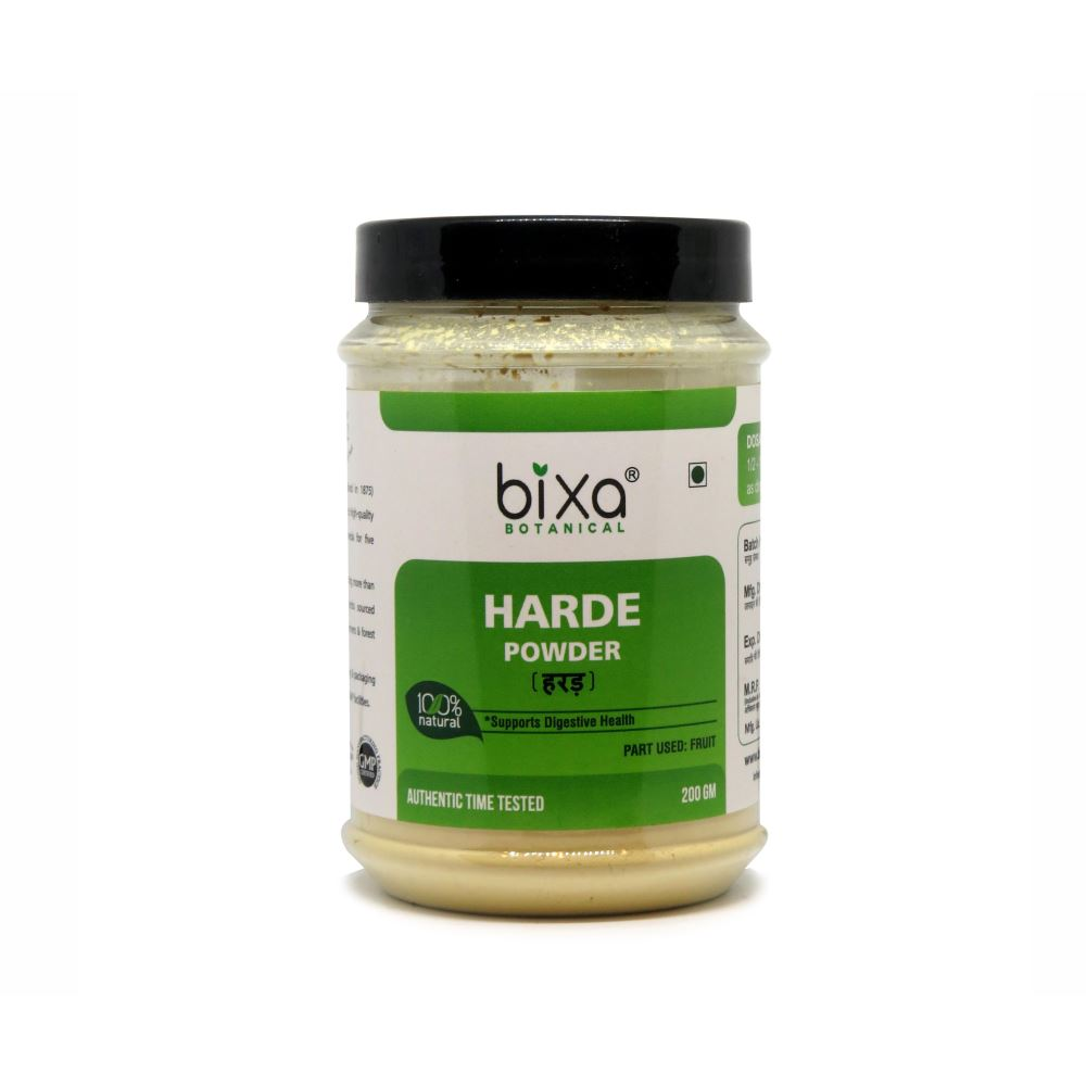 Bixa Botanical Harde Powder Terminalia Chebula (200g)