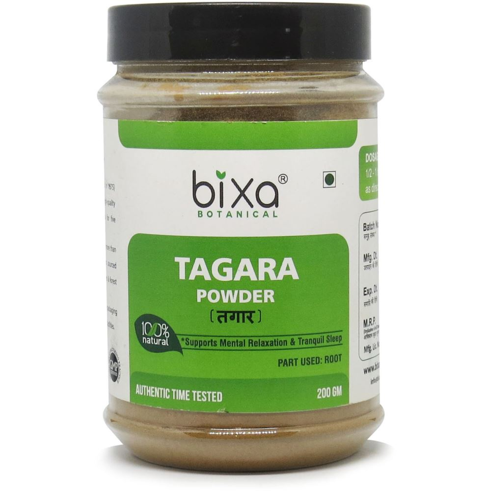 Bixa Botanical Tagara Powder Valeriana Wallichii (200g)