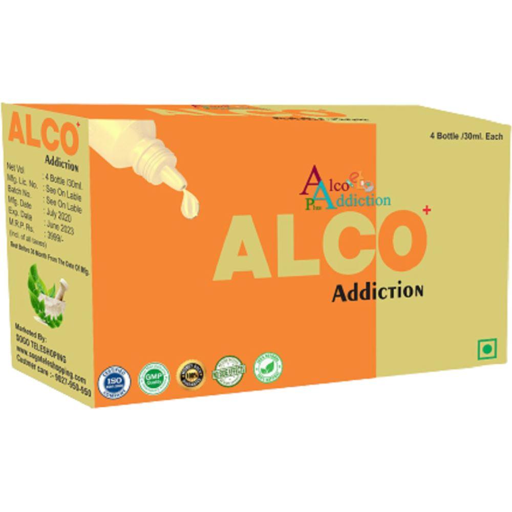 Sogo Teleshoping Alco Addiction (30ml)