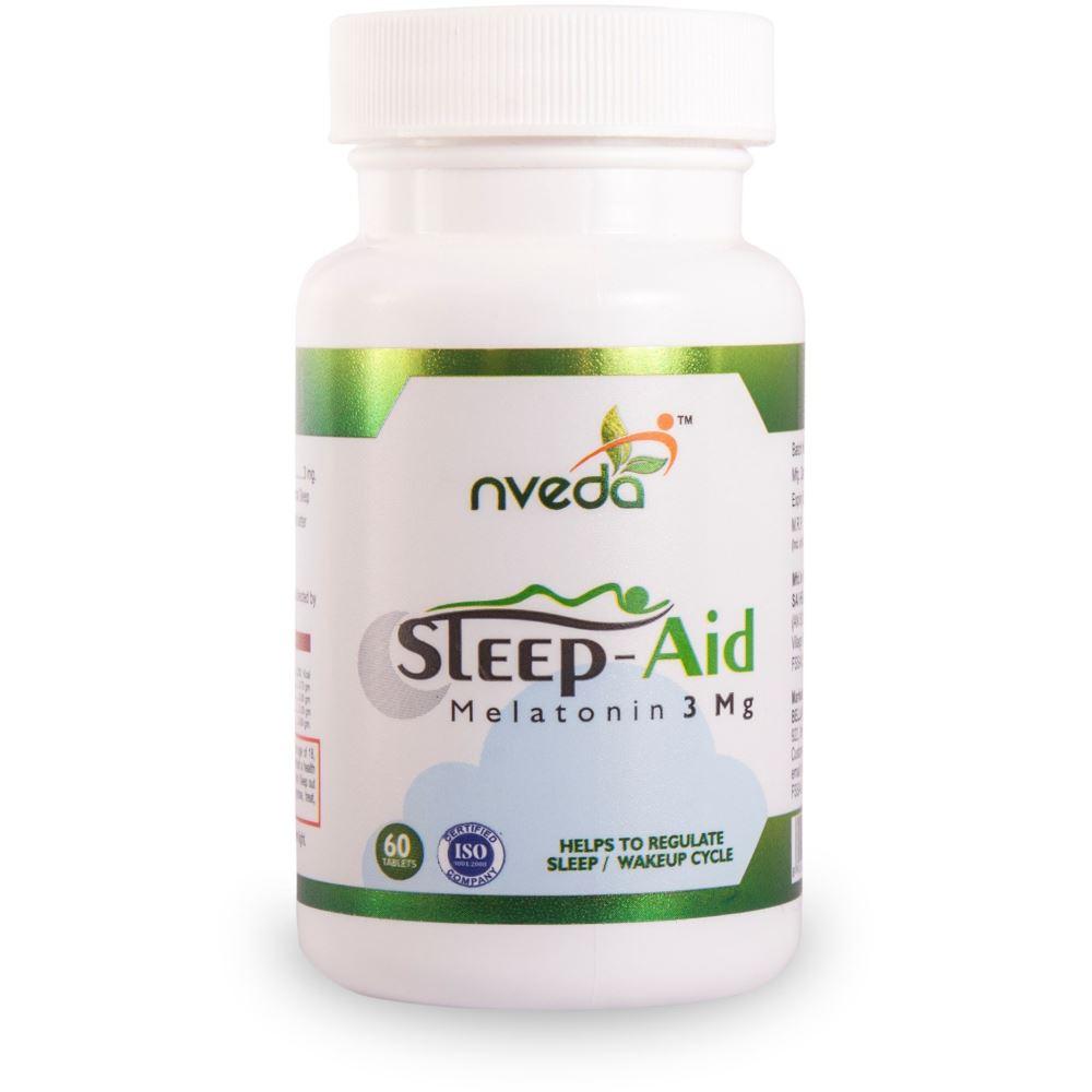 Nveda Sleep Aid Melatonin 3 Mg (60tab)