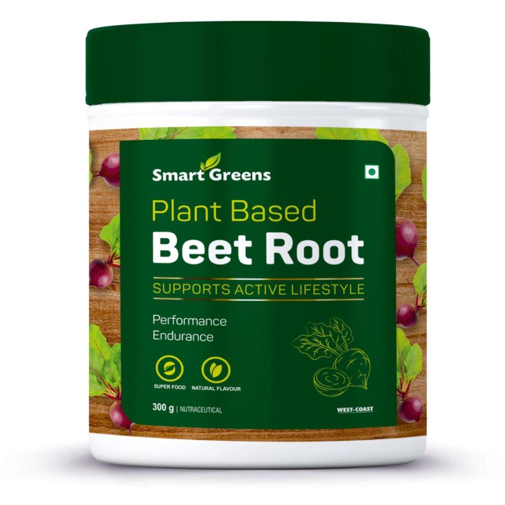 Smart Greens Plant Based Beet Root Powder (300g)