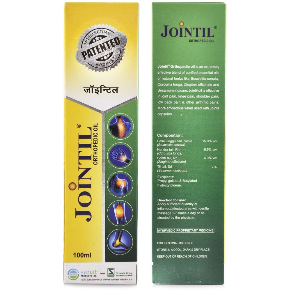 Sanat Products Jointil Oil (100ml)