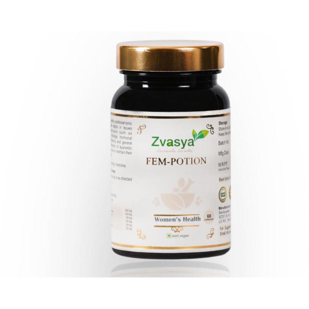 Zvasya Fem-Potion Women's Health (60caps)