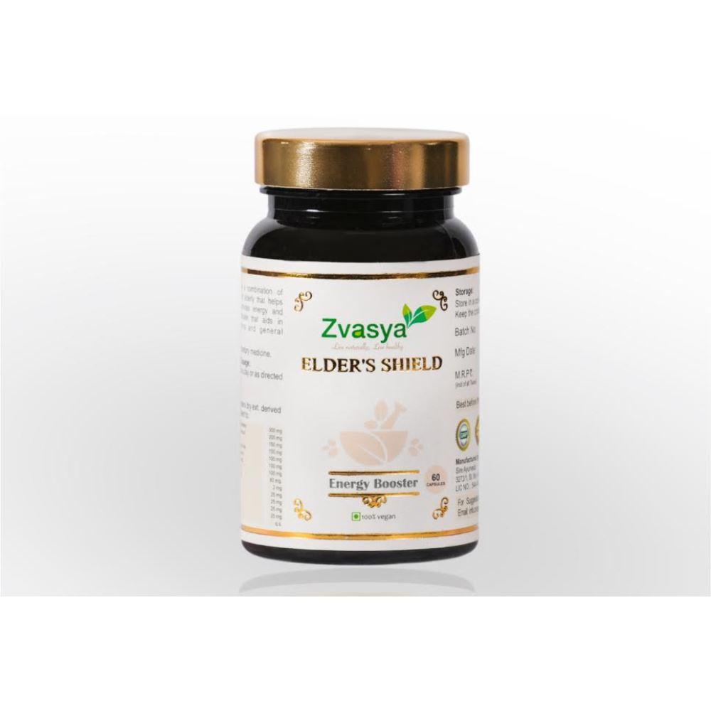 Zvasya Elder's Shield Energy Booster For All Ages (60caps)