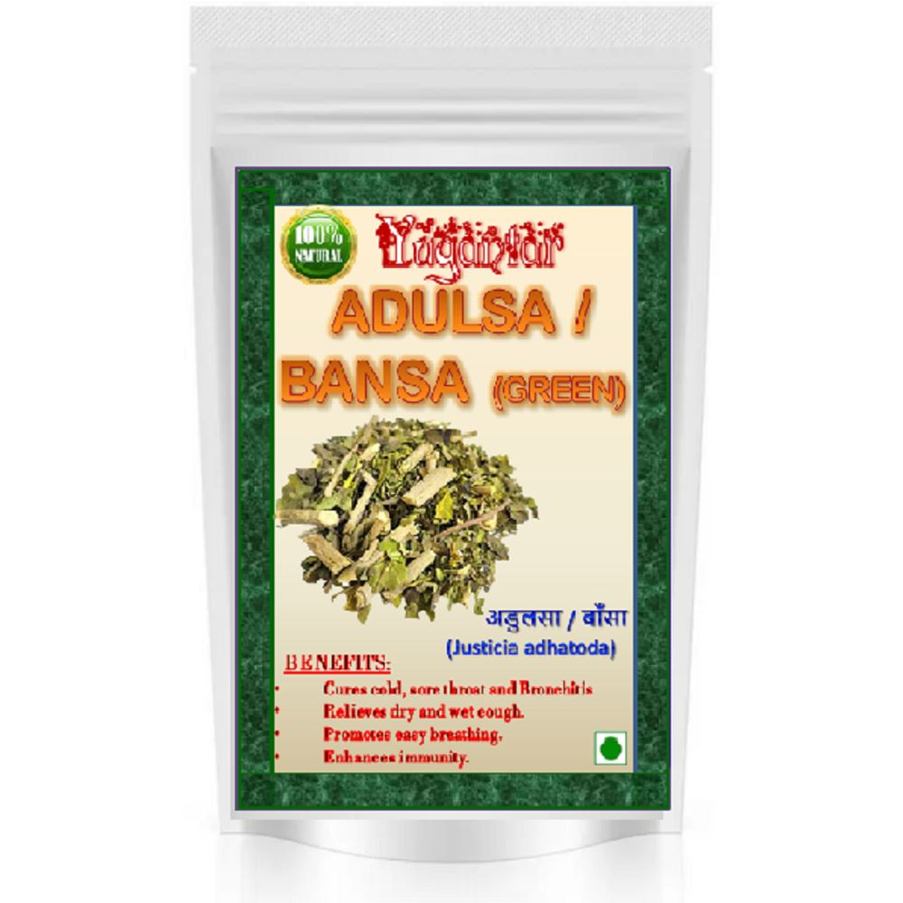 Yugantar Adulsa Bansa Green (100g)