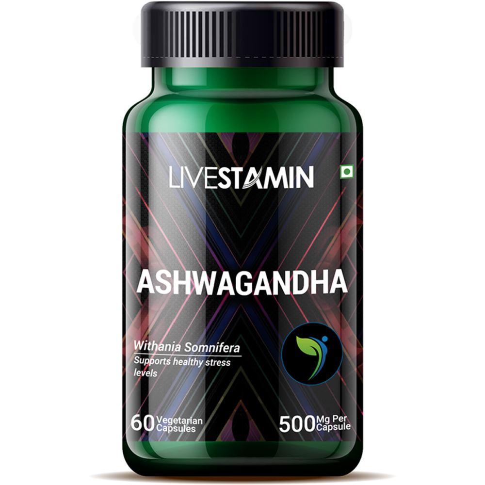 Livestamin Ashwagandha (60caps)