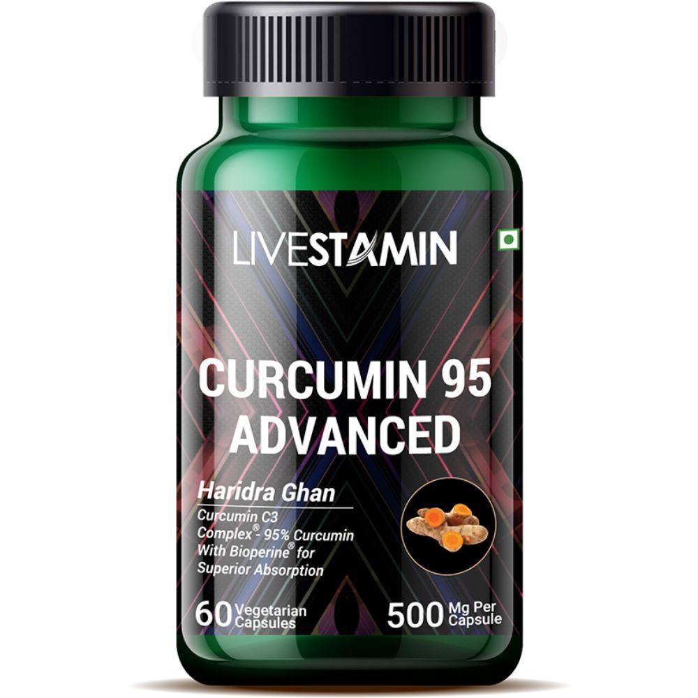 Livestamin Curcumin 95 Advanced (60caps)