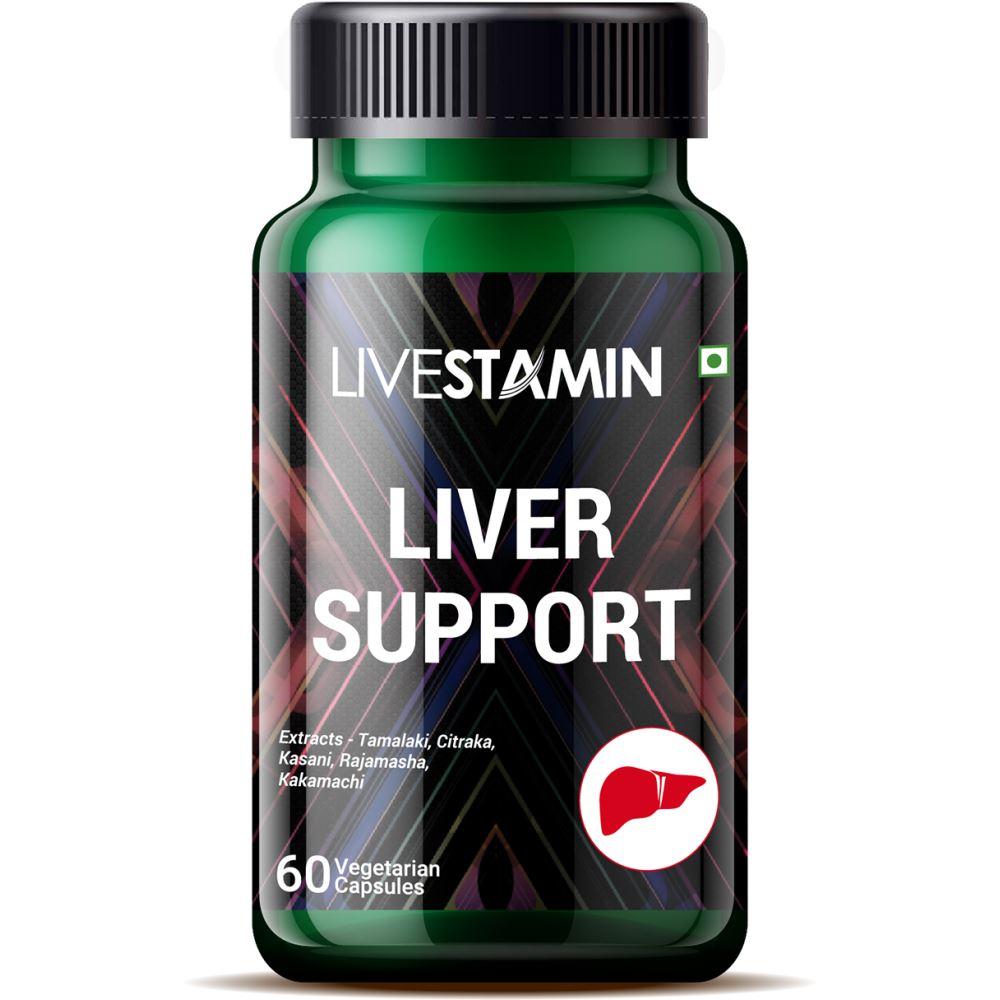 Livestamin Liver Support (60caps)