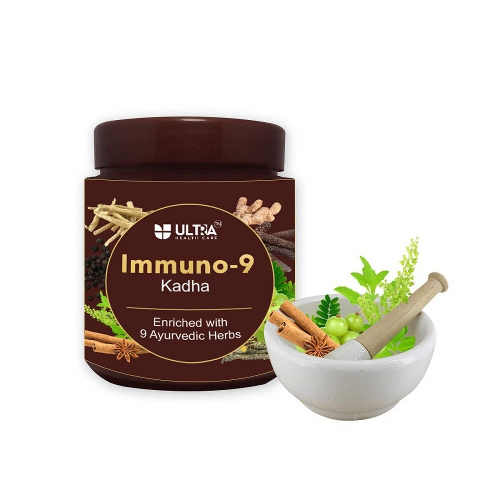 Ultra Healthcare Immuno 9 Kadha (100g)
