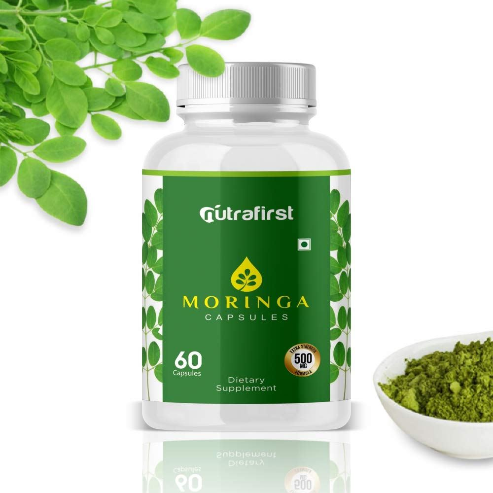 Nutra First Moringa Capsules (60caps)