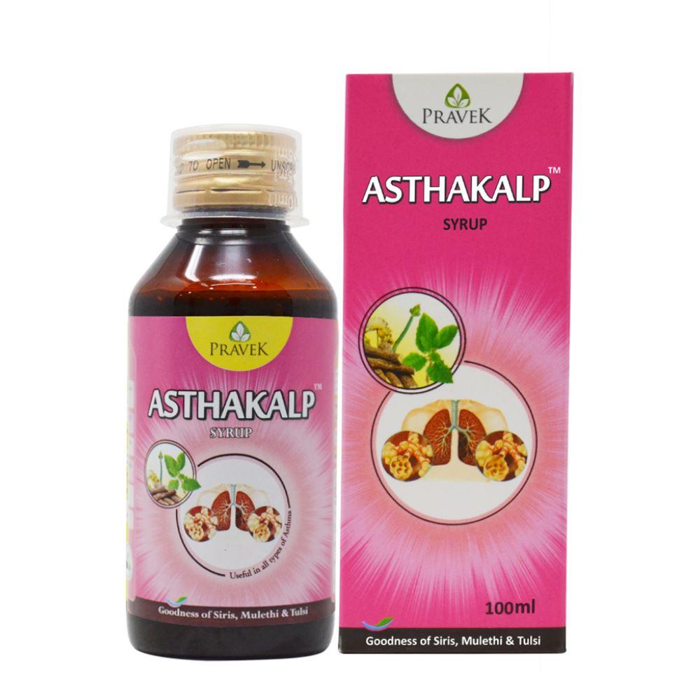 Pravek Asthakalp Syrup (100ml)