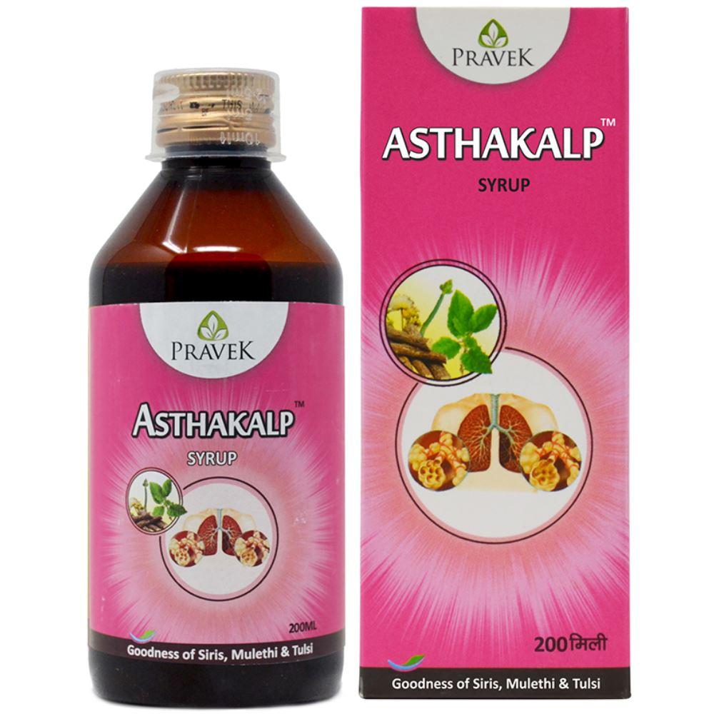 Pravek Asthakalp Syrup (200ml)