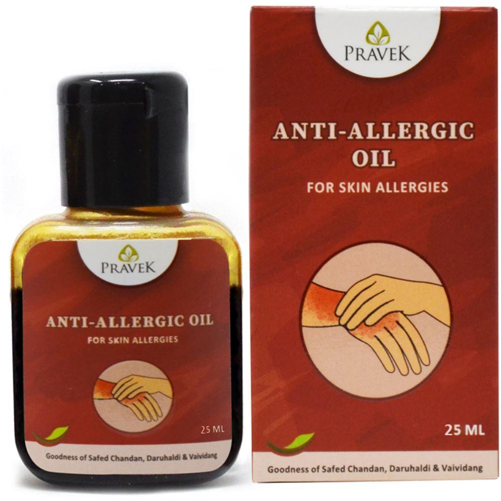 Pravek Anti Allergic Oil (25ml)