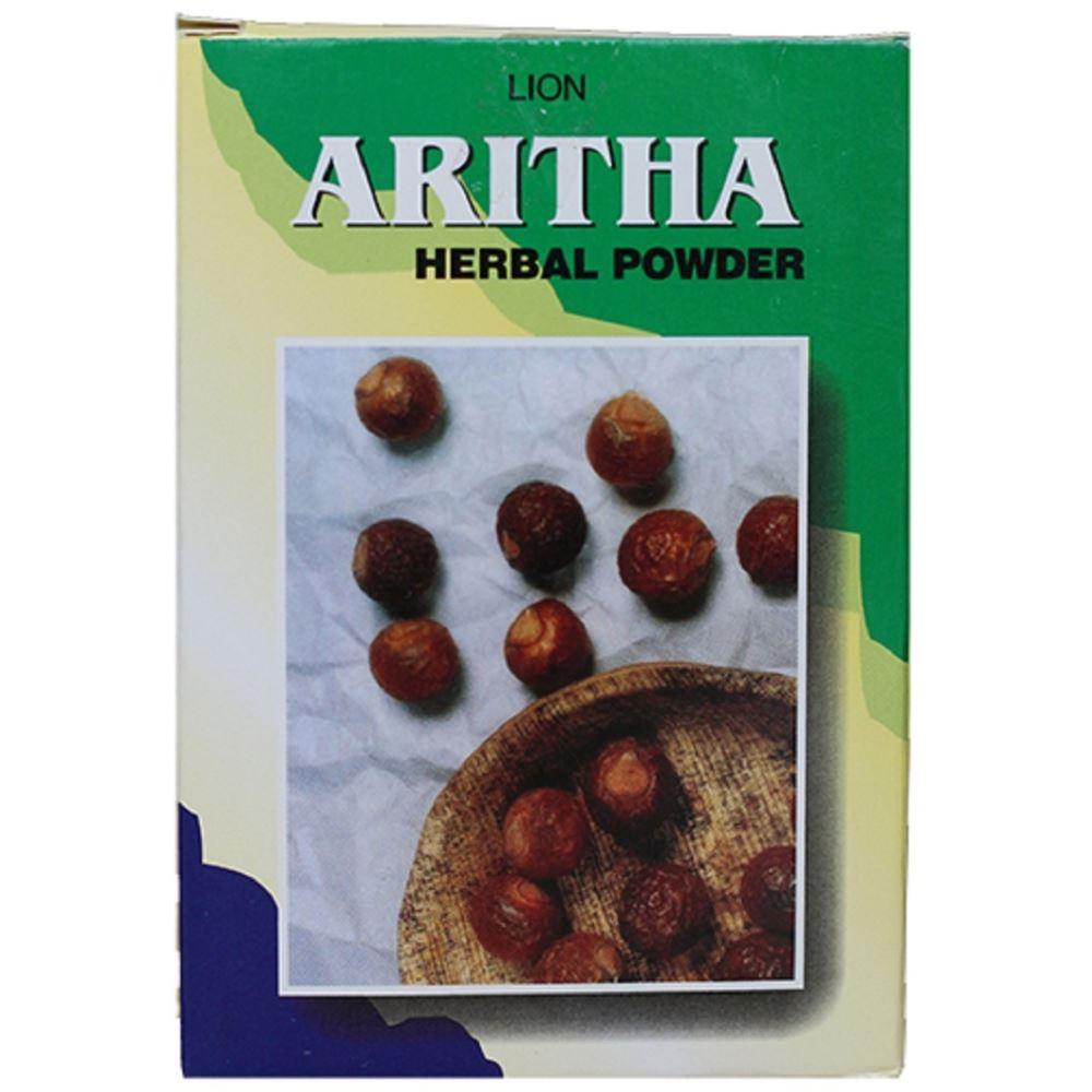 Lion Aritha Herbal Powder (100g)