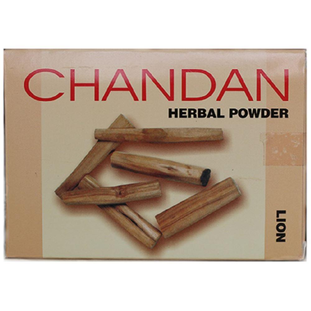 Lion Chandan Herbal Powder (50g)