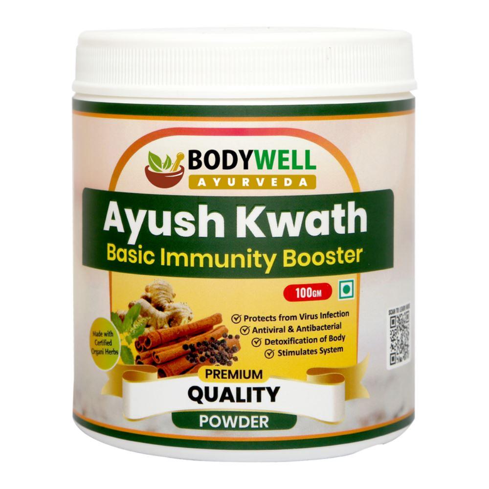 Bodywell Ayush Kwath Powder (Kadha) (100g)