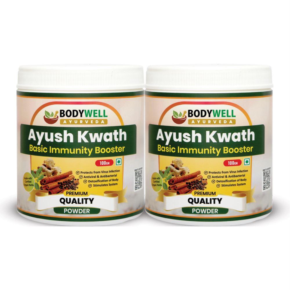 Bodywell Ayush Kwath Powder (Kadha) (100g, Pack of 2)