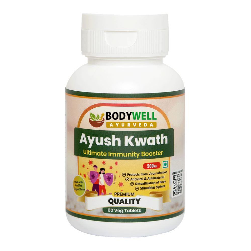 Bodywell Ayush Kwath 500Mg Tablets (60tab)