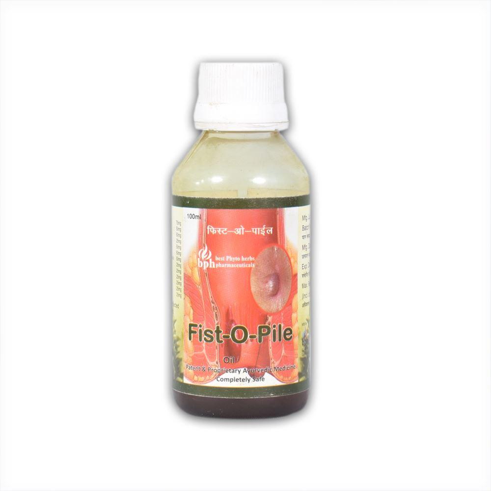Bph Fist-O-Pile Oil (100ml)