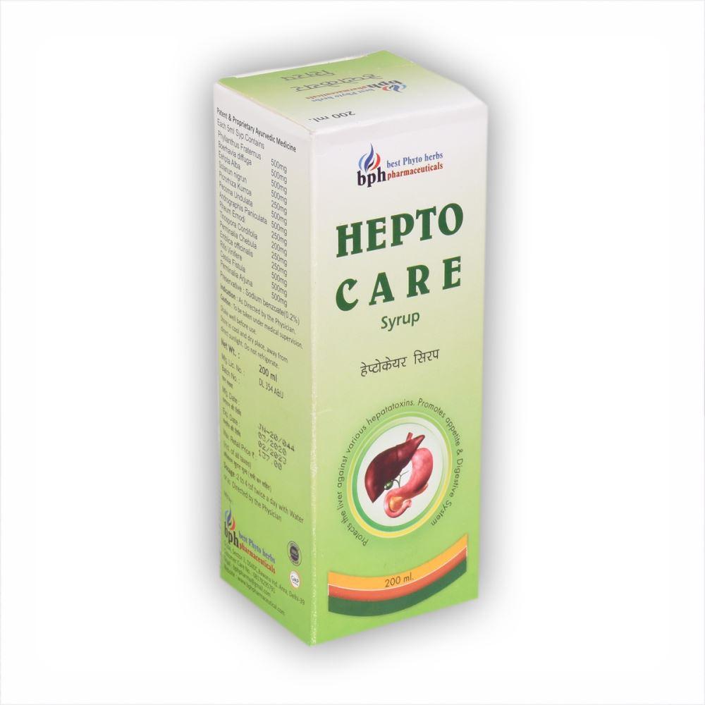 Bph Hepto Care Syrup (200ml)