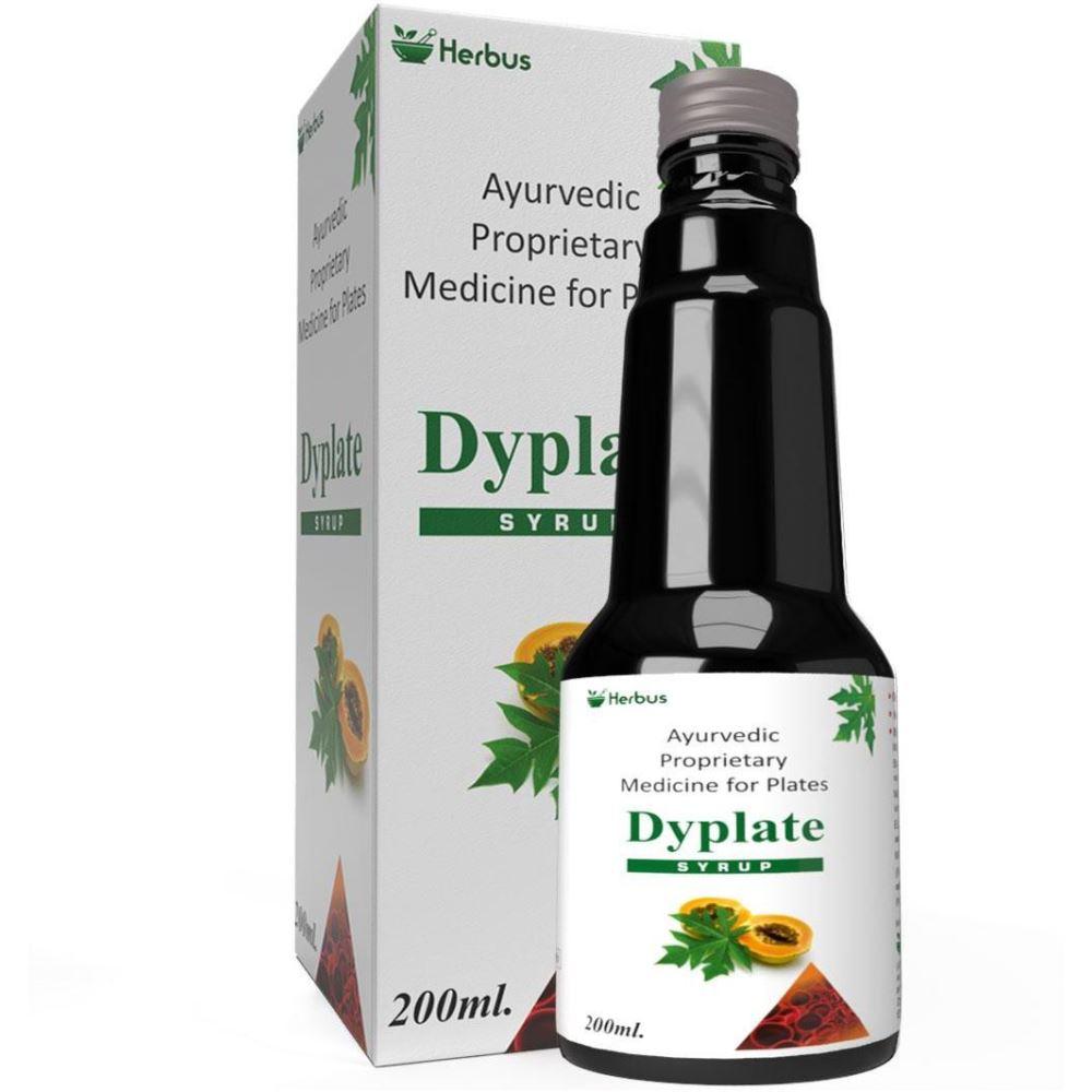 Herbus Dyplate Ayurvedic Herbal Syrup (200ml)