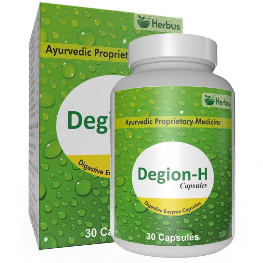 Herbus Degion H Digestive Enzyme Capssules (30caps)