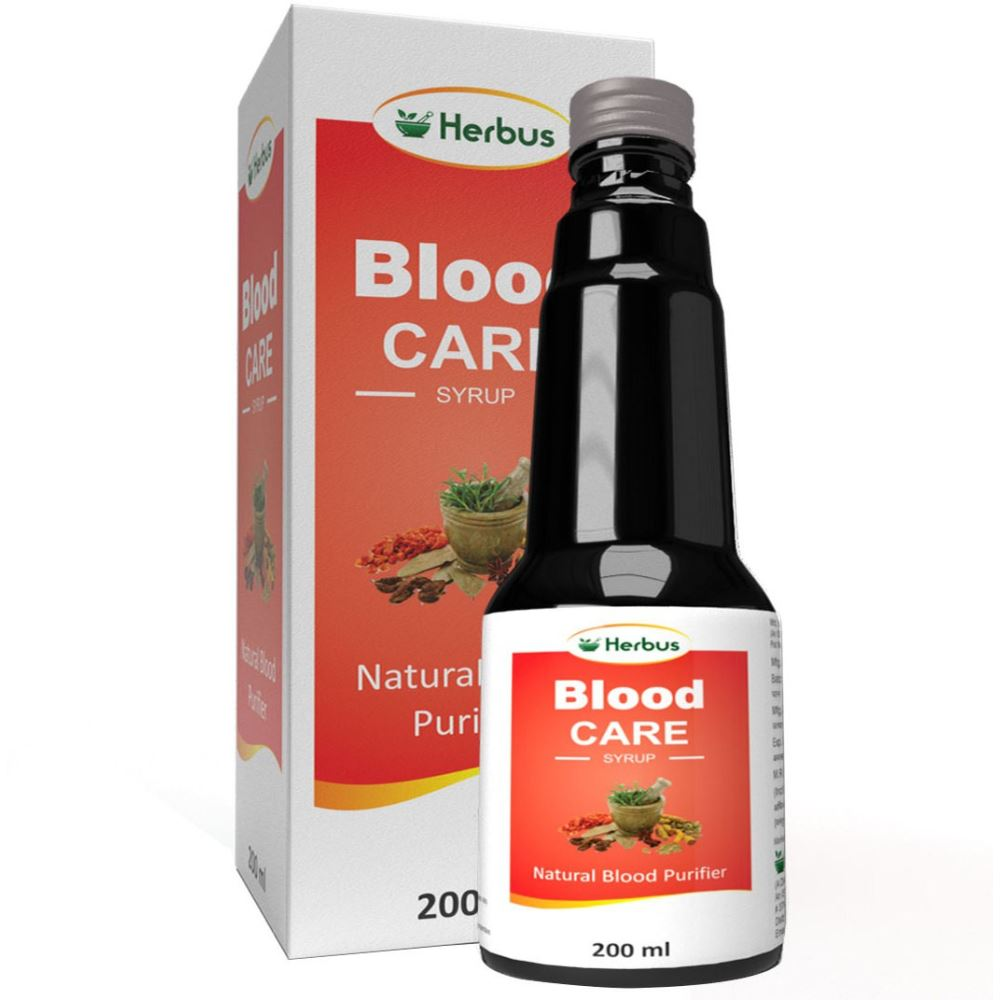 Herbus Blood Care Syrup (200ml)