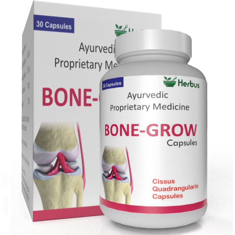 Herbus Bone Grow Capsules (30caps)