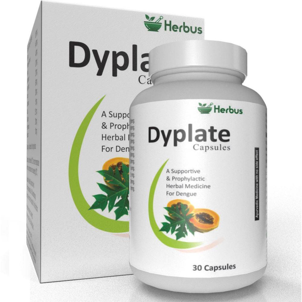 Herbus Dyplate Capsules (30caps)
