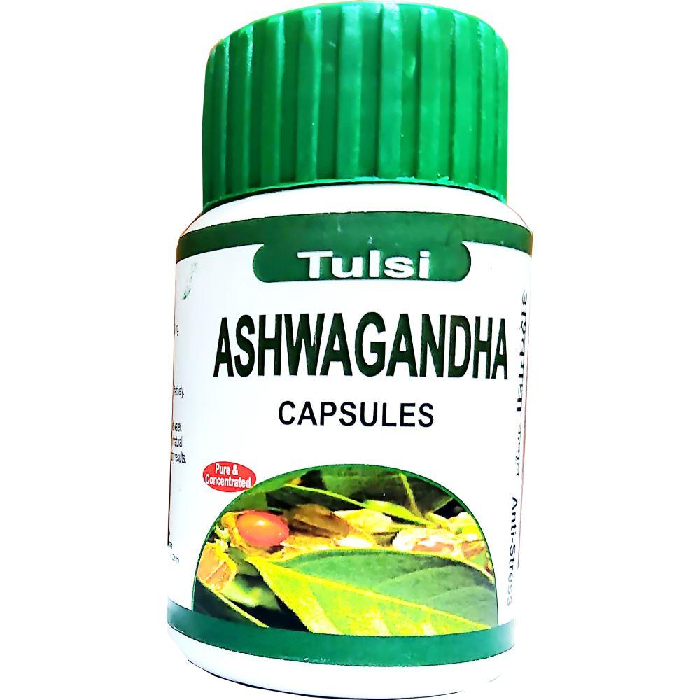 Tulsi Ashwagandha Capsules (60caps)