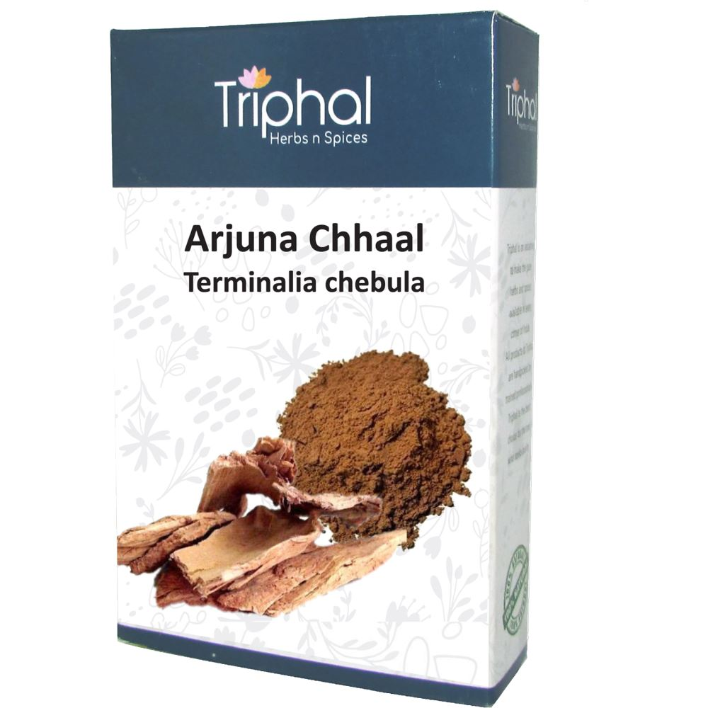 Triphal Arjuna Chhaal Powder (200g)