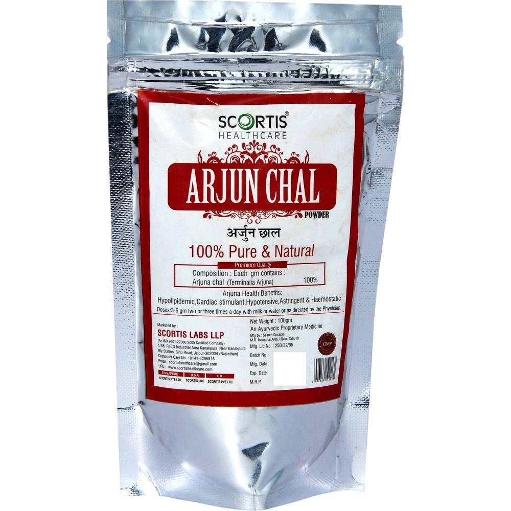 Scortis Arjun Chaal Powder (100g)