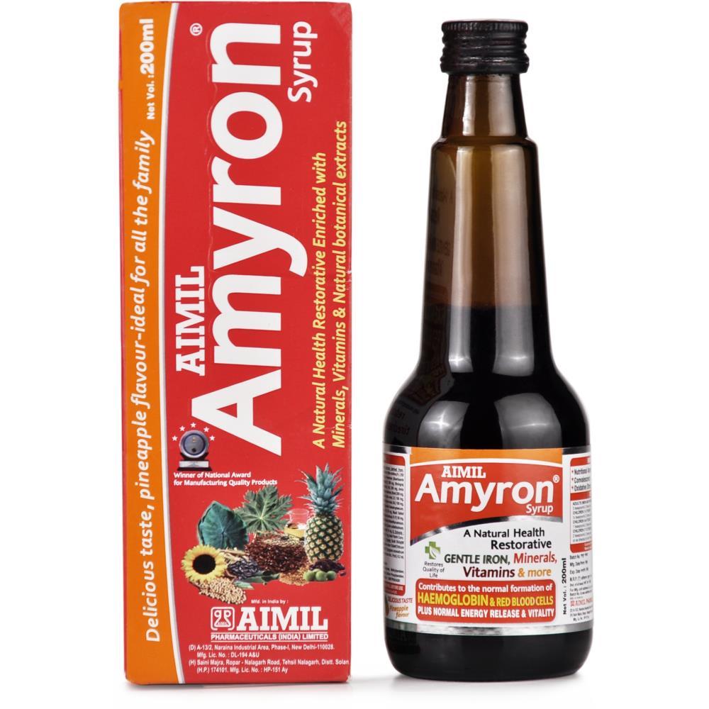 Aimil Amyron Syrup (200ml)