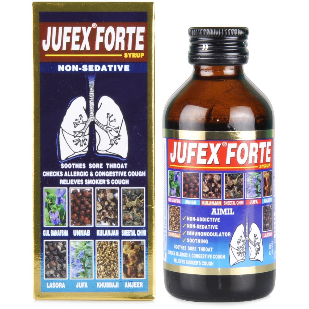 Aimil Jufex Forte Syrup (100ml)