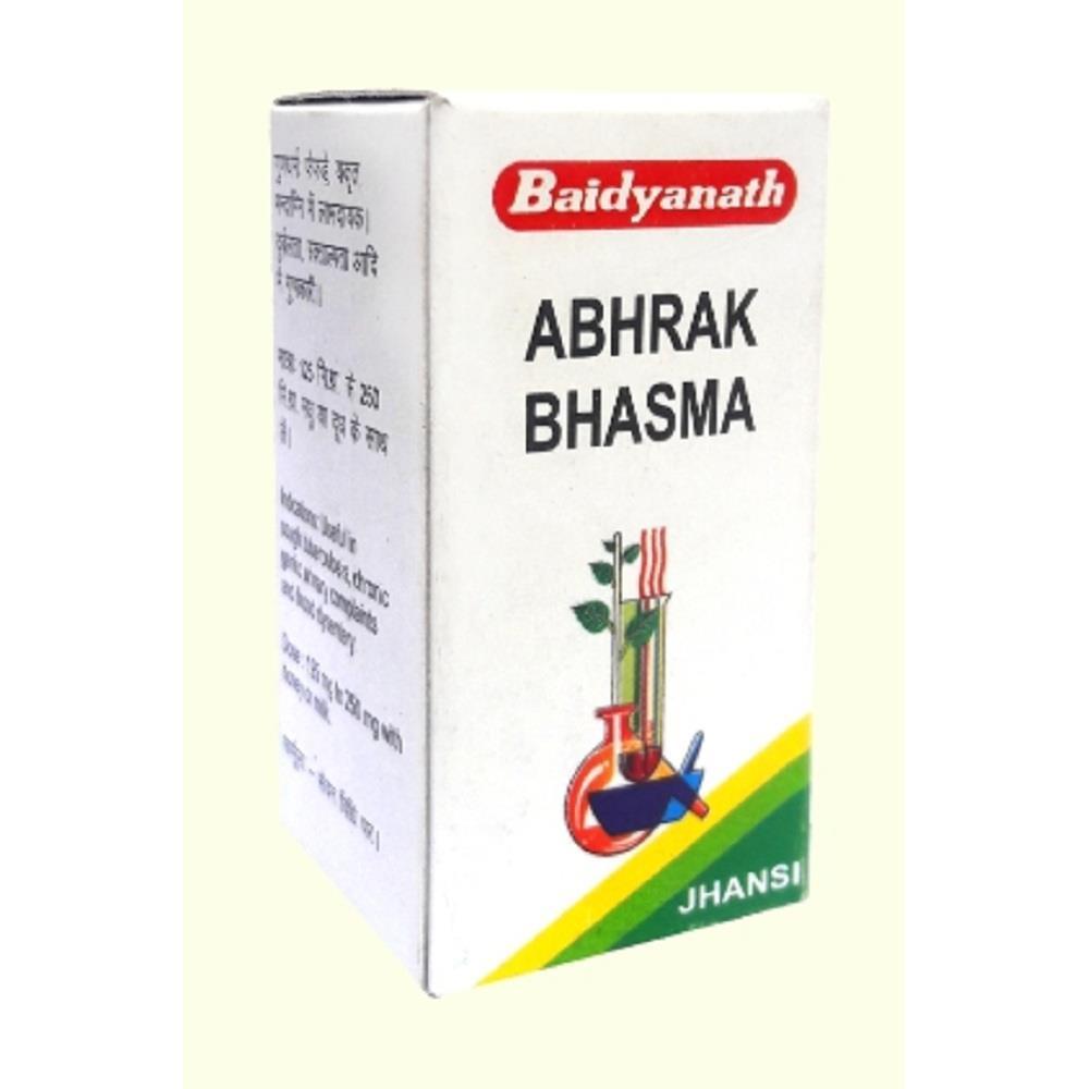 Baidyanath Abhrak Bhasm (5g)