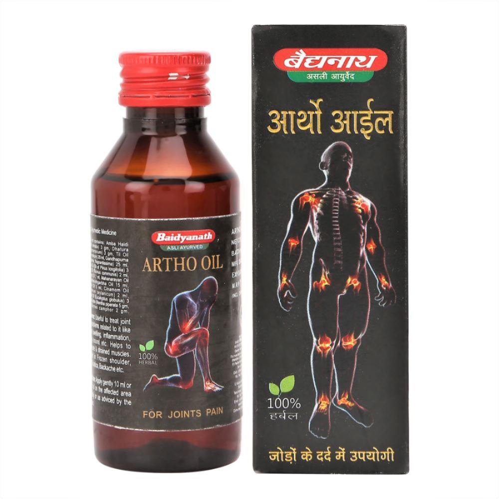 Baidyanath Artho Oil (100ml)
