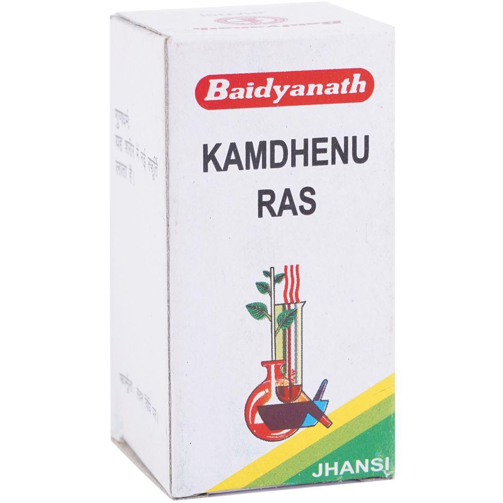 Baidyanath Kamdhenu Ras (10g)