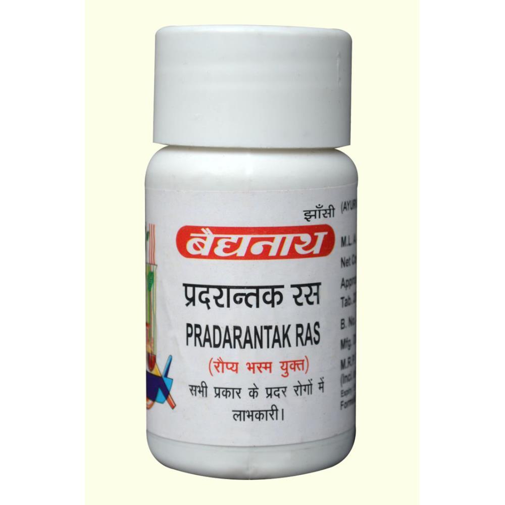 Baidyanath Pradarantak Ras (40tab)