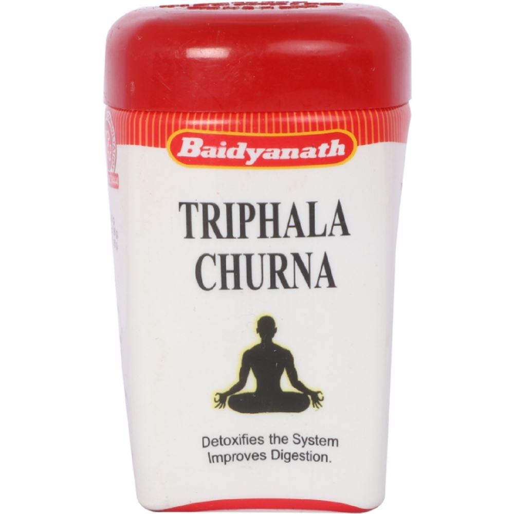 Baidyanath Triphala Churna (50g)