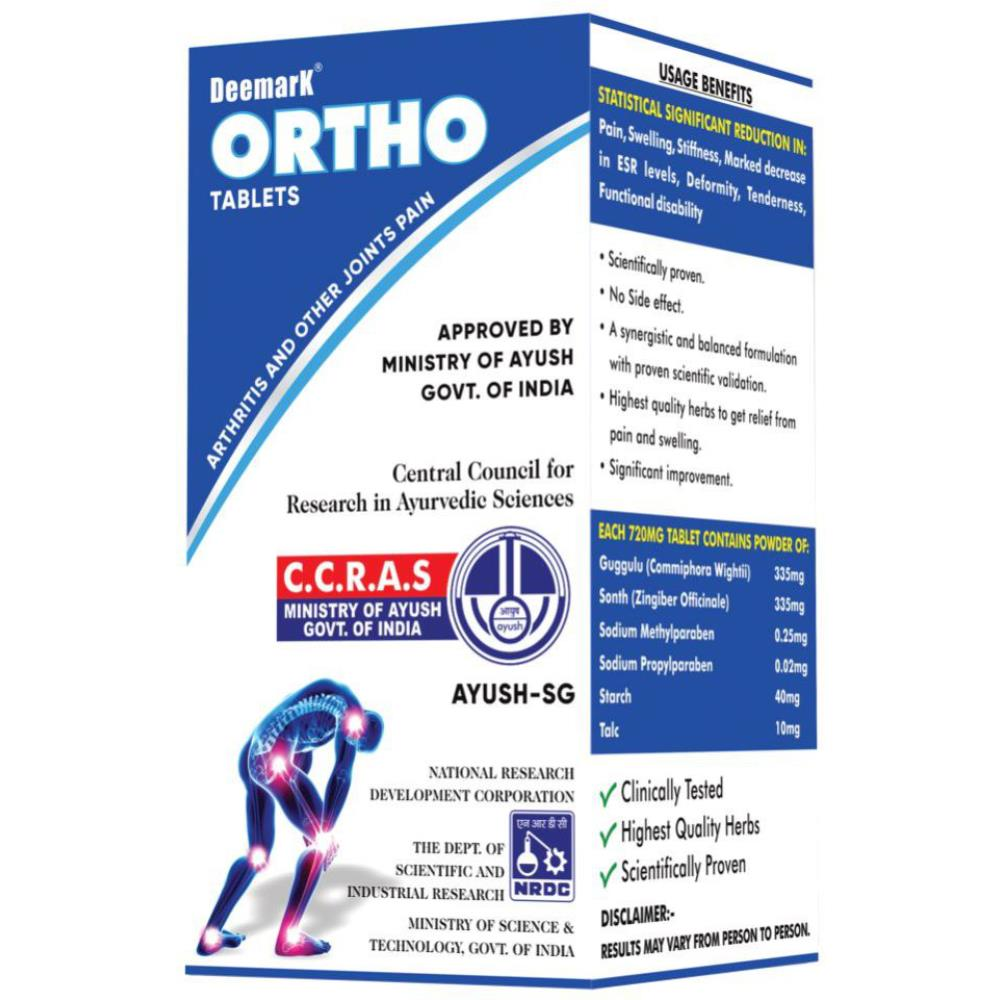 Deemark Ortho Tab (90tab)