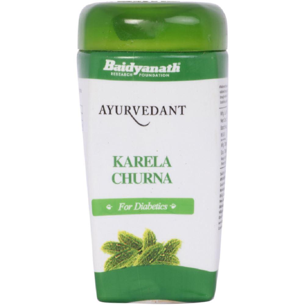 Baidyanath Ayurvedant Karela Churna (100g)